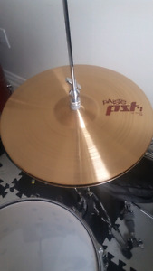 "Paiste PST7 14"" Hi hat NEW"