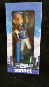 Kevin Pillar Superman Bobblehead new and unopned