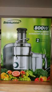 Brentwood juicer