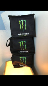 Monster insulated lunch bag
