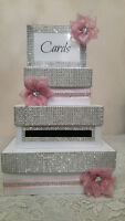Wedding or party card holder / box rental