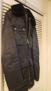 Mens Heavy Duty nylon winter coat