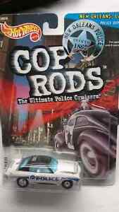 HOT WHEELS COP RODS 1970 CHEVELLE SS SERIES 2 MINT!! REAL RIDERS