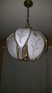 Light Fixture - Chandelier