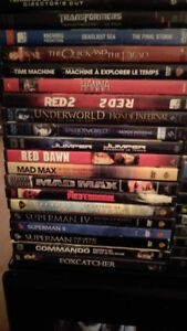DVD's for sale  cheap