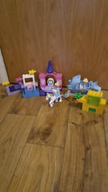Duplo Lego Princess & Horse Theme more than 70 pieces