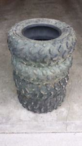 4 MAXXIS Tires   100$