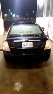 2009 ford fusion sel 4 cyl