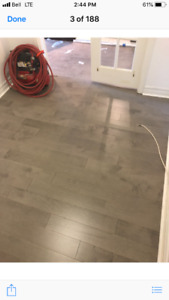 Grey Wood flooring !!!