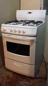 Gas stove - apartment size