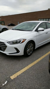 (LEASE TAKEOVER) 2017 Hyundai Elantra LIMITED (FULLY LOADED)