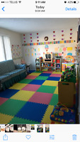 Infant available in licensed/subsidized daycare West side