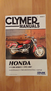 Honda Shadow shop manual