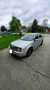 2007 volkswagen jetta for sale as is. $999