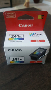 Canon Pixma 241XL color ink cartridge