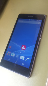 Sony Xperia Z1 16gb Unlocked Phone