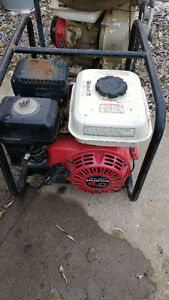 4 hp Honda Horizontal Shaft Gas Engine