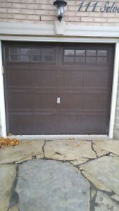 2 Used Garage Doors For Sale - Only $350