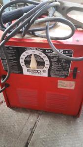 AC‑225 Stick Welder is Lincoln Electric's best welder