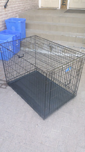 Large Breed dog kennel $100.00