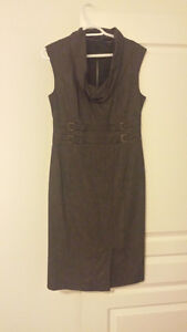 Womens Formal wear Dress w/coat- Le Chateau