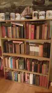 Hardcover BOOKS sale many Classics and other known authors West Island Greater Montréal image 1