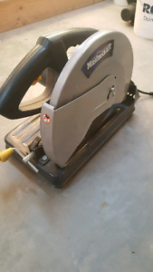 Mastercraft cut off saw