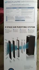 Bonaire HEPA UV  4stage air purifier