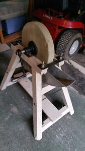 Sharpening grinding stone