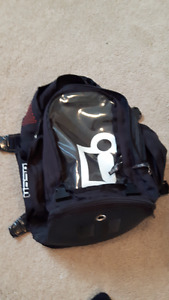 Motorcycle tank bag/backpack (Icon)