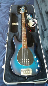 FS/Trade - USA made ErnieBall Music Man Bass (4-String) ($1500) Kingston Kingston Area image 1