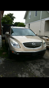 Selling my 2008 Buick enclave