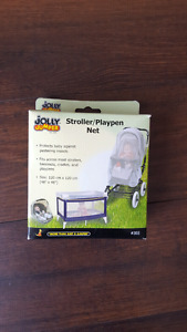 Jolly Jumper stroller/playpen net