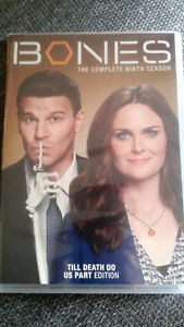 Looking For Complete DVD Seasons Of Bones 5, 6, 7, 8 & 12