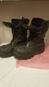 """Cold Winter work Boots, 12"""", very good condition, $90"""