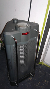Floor/Porch Heater & Fan