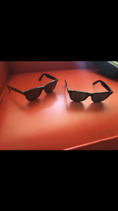 Vintage Ray-Ban B&L Wayfarer II (2 pairs) Made in USA