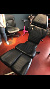 "Tattooing chair ""tatt soul"""