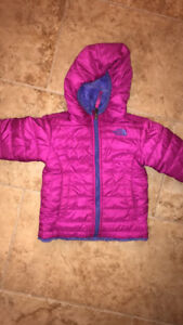 North face 2T winter jacket