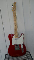 Fender Standard Telecaster Electric Guitar - Candy Apple Red