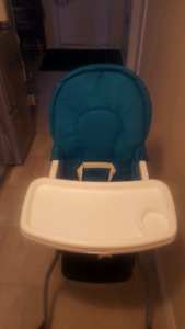 Safety Costco High Chair