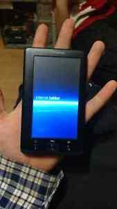 "Polaroid 5"" Internet eBook 4GB"