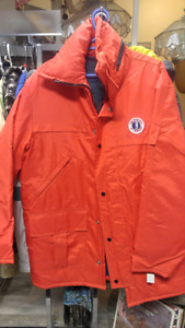 The Floater jacket size XL