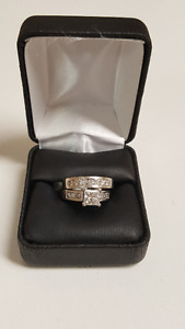 1.25ct Diamond in 14K White Gold