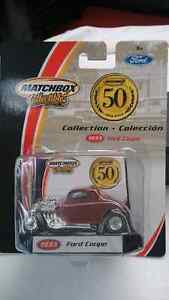MATCHBOX COLLECTIBLES 1933 FORD COUPE 50 YEARS DIECAST