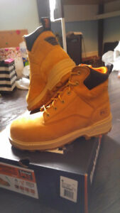 """BNIB - Timberland Pro Resistor 6"""" Composite Safety Toe Boots"""