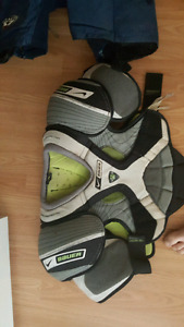 Used but great condition player hockey gear