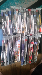 Ps3 and 29 games one controllers