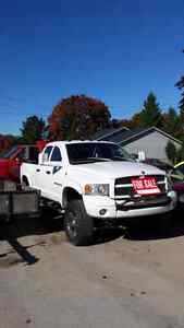 2004 Dodge Ram 3500 6 speed Cummis