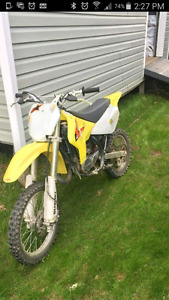 For sale 2016 Suzuki RM-85L Competition Dual Sport.